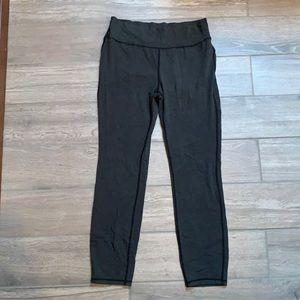 Green apple yoga pants size XL
